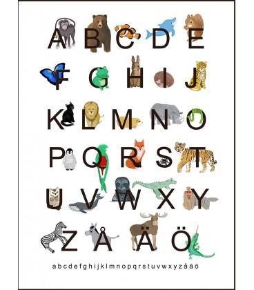 Djurens Alfabet