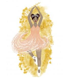 Ballerina tiara