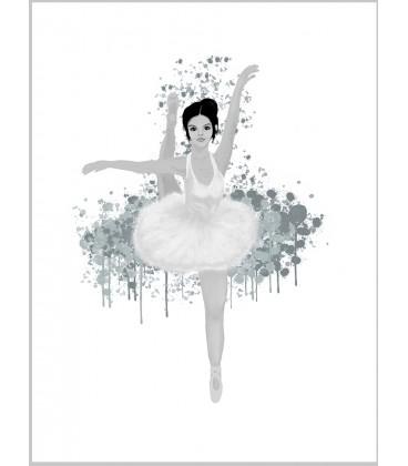 Ballet in grey