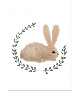 Barntavla Bunny