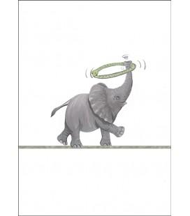 Barntavla Elefantungen
