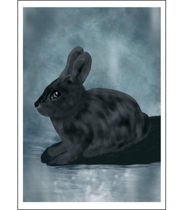 Bunny moonlight