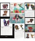Årskalender 2020 - Regnbågsdjuren