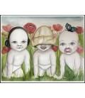 De tre visa bebisarna