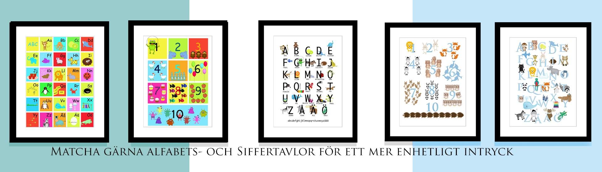 Alfabetstavlor